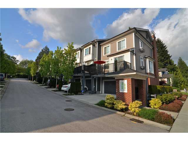 "Main Photo: 31 3459 WILKIE Avenue in Coquitlam: Burke Mountain Townhouse for sale in ""TATTON"" : MLS® # V1063429"