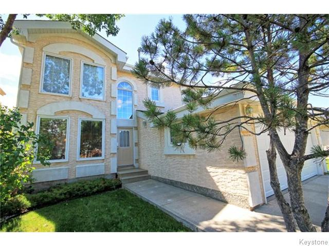 Main Photo: 63 Alderbrook Road in WINNIPEG: St Vital Residential for sale (South East Winnipeg)  : MLS® # 1521328