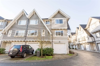 "Main Photo: 39 15871 85 Street in Surrey: Fleetwood Tynehead Townhouse for sale in ""Huckleberry"" : MLS(r) # R2017359"
