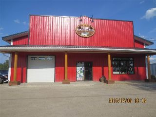 Main Photo: 5017 50 Street: Peers Business with Property for sale : MLS® # E4002414