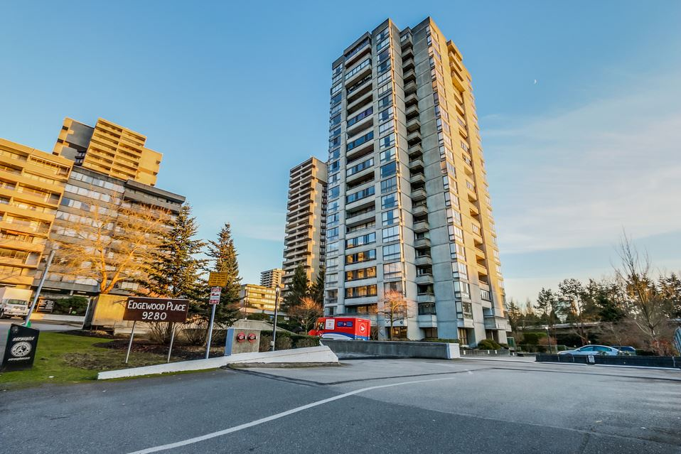 "Main Photo: 1103 9280 SALISH Court in Burnaby: Sullivan Heights Condo for sale in ""EDGEWOOD PLACE"" (Burnaby North)  : MLS®# R2026059"