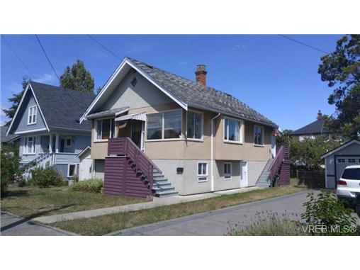 Main Photo: 2525 Vancouver Street in VICTORIA: Vi Central Park Single Family Detached for sale (Victoria)  : MLS® # 368354