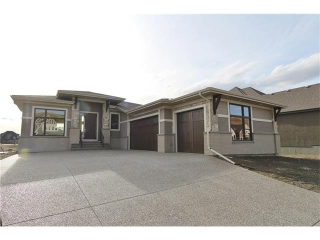 Main Photo: 23 CRANBROOK Drive SE in Calgary: Cranston House for sale : MLS®# C4091809