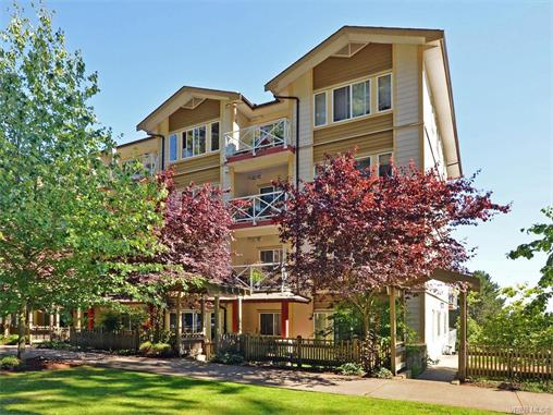 Main Photo: 206 360 Goldstream Avenue in VICTORIA: Co Colwood Corners Condo Apartment for sale (Colwood)  : MLS(r) # 372772