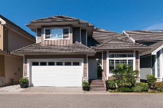 "Main Photo: 36 3363 ROSEMARY HEIGHTS Crescent in Surrey: Morgan Creek Townhouse for sale in ""Rockwell"" (South Surrey White Rock)  : MLS® # R2128927"