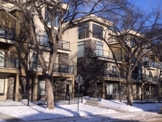 Main Photo: 46 11518 76 Avenue NW in Edmonton: Zone 15 Condo for sale : MLS(r) # E4048464