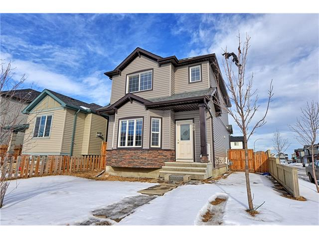 Main Photo: 100 SADDLEBROOK Circle NE in Calgary: Saddle Ridge House for sale : MLS® # C4099574