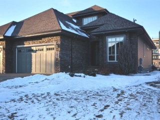 Main Photo: 160 Ambleside Drive in Edmonton: Zone 56 House Half Duplex for sale : MLS(r) # E4053393