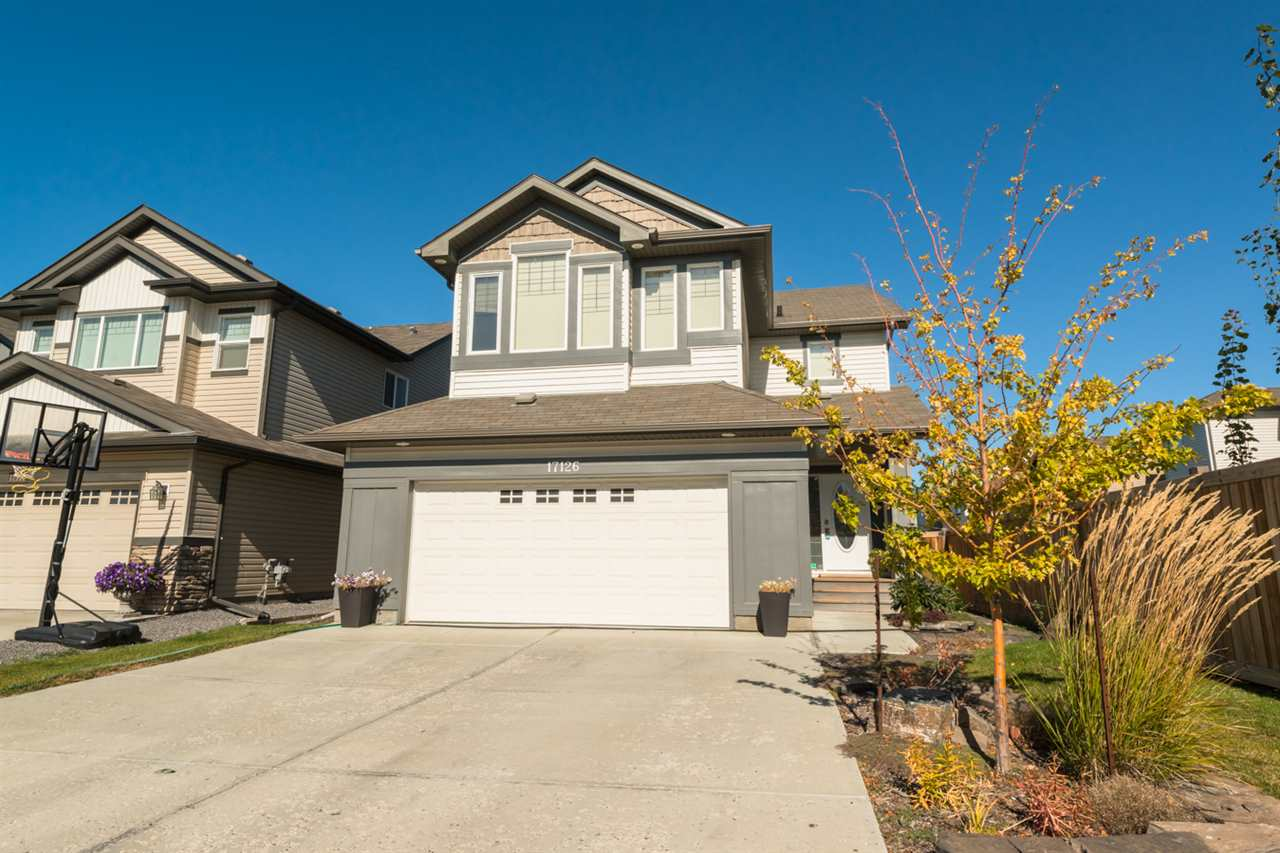 Main Photo: 17126 6B Avenue in Edmonton: Zone 56 House for sale : MLS® # E4054561