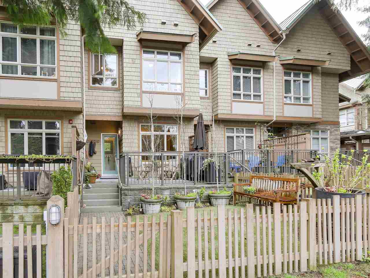 "Main Photo: 3324 MT SEYMOUR Parkway in North Vancouver: Northlands Townhouse for sale in ""Northlands Terrace"" : MLS(r) # R2157767"
