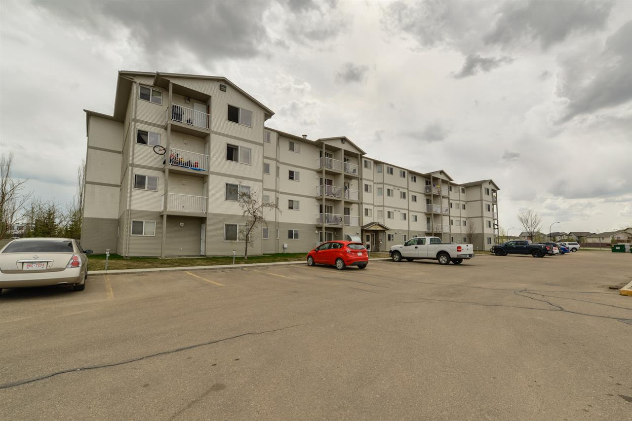 Main Photo: 100 260 Spruce Ridge Road: Spruce Grove Condo for sale : MLS(r) # E4063494