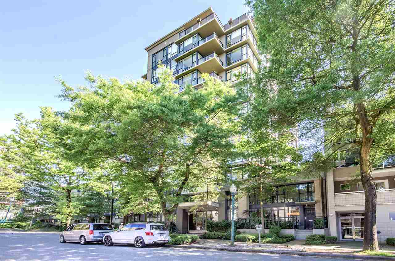 "Main Photo: 902 1650 W 7TH Avenue in Vancouver: Fairview VW Condo for sale in ""VIRTU"" (Vancouver West)  : MLS(r) # R2174140"