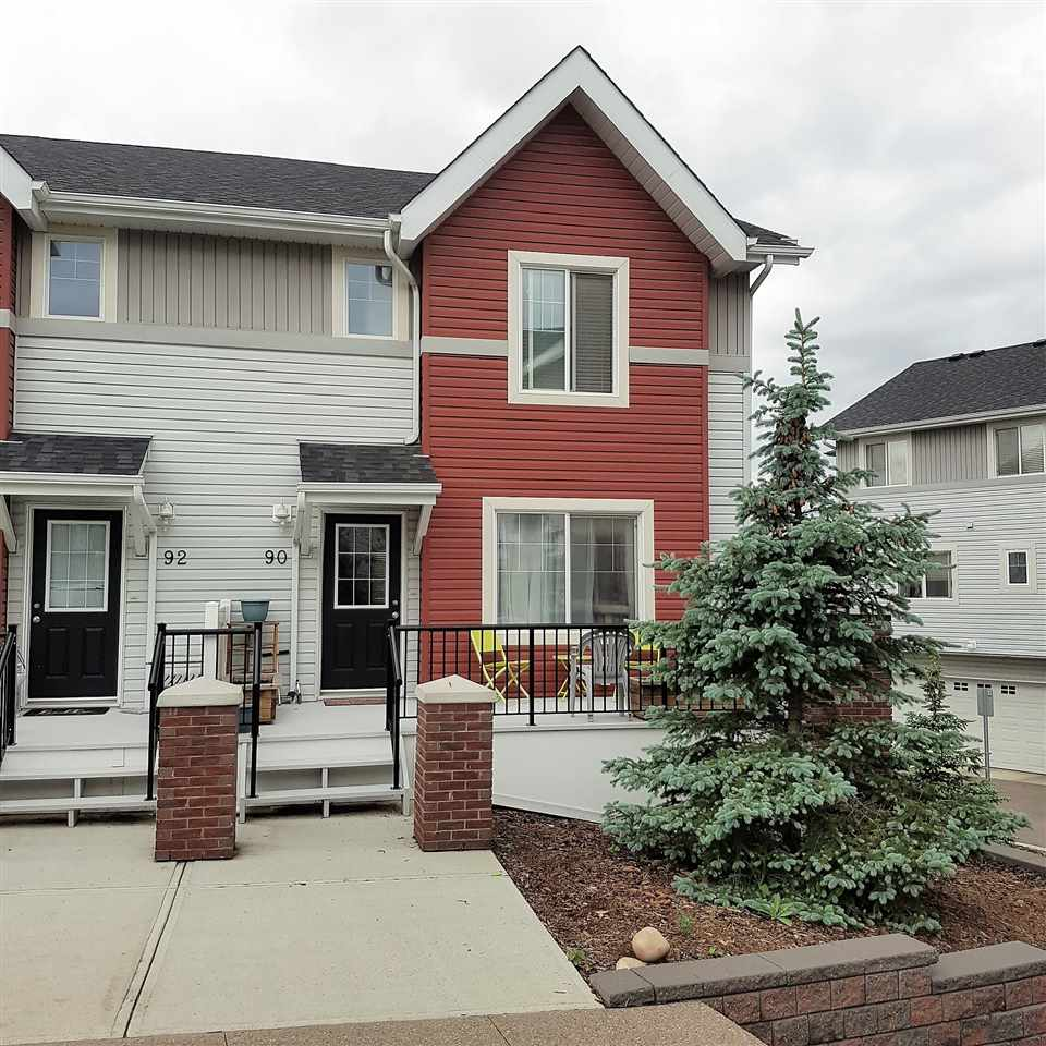 Photo 12: 90 2336 ASPEN Trail: Sherwood Park Townhouse for sale : MLS® # E4068607