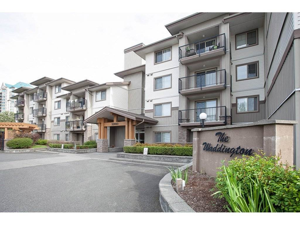 Main Photo: 404 32063 MT WADDINGTON AVENUE in Abbotsford: Abbotsford West Condo for sale : MLS® # R2159097