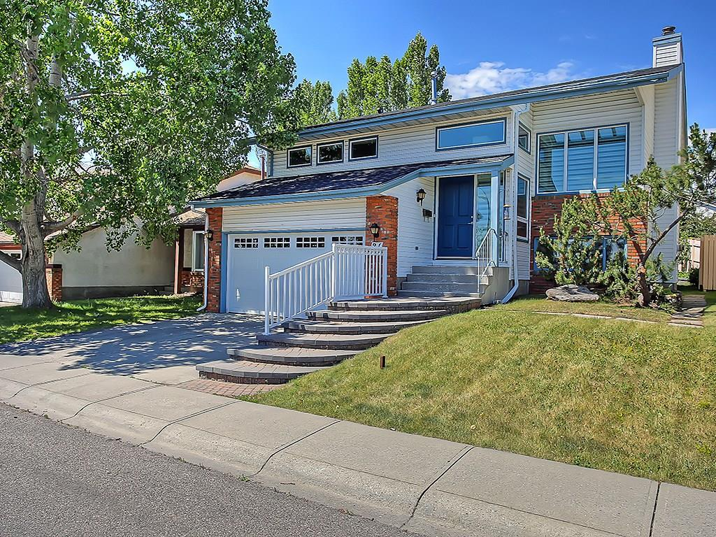 Photo 47: 31 WOODMONT Way SW in Calgary: Woodbine House for sale : MLS(r) # C4125485