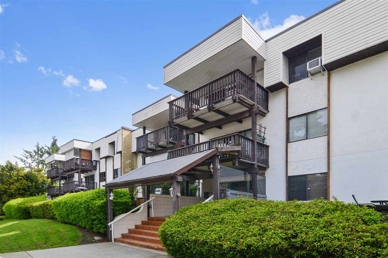 "Main Photo: 107 12170 222 Street in Maple Ridge: West Central Condo for sale in ""WILDWOOD TERRACE"" : MLS®# R2189040"