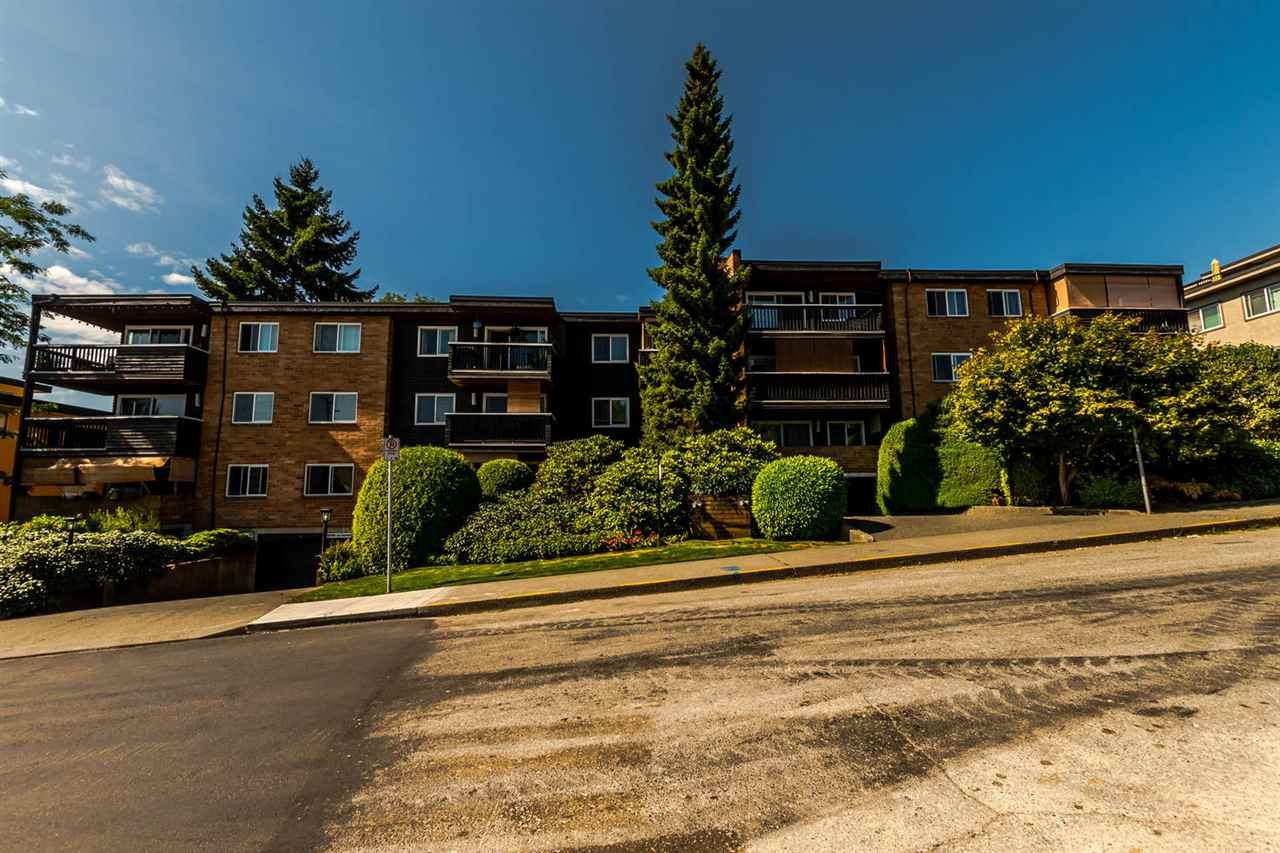 Main Photo: 211 1011 FOURTH Avenue in New Westminster: Uptown NW Condo for sale : MLS® # R2198844