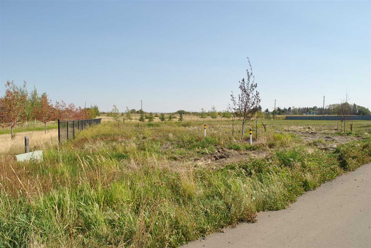 Photo 3: 31 GREENFIELD Link: Fort Saskatchewan Vacant Lot for sale : MLS® # E4081522