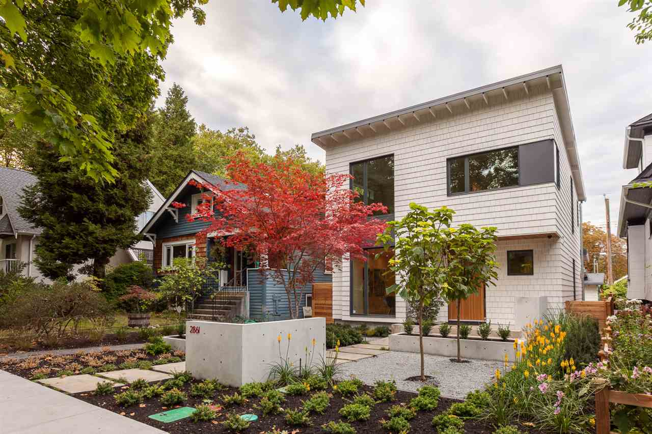 Main Photo: 2861 W 13TH Avenue in Vancouver: Kitsilano House for sale (Vancouver West)  : MLS® # R2209099