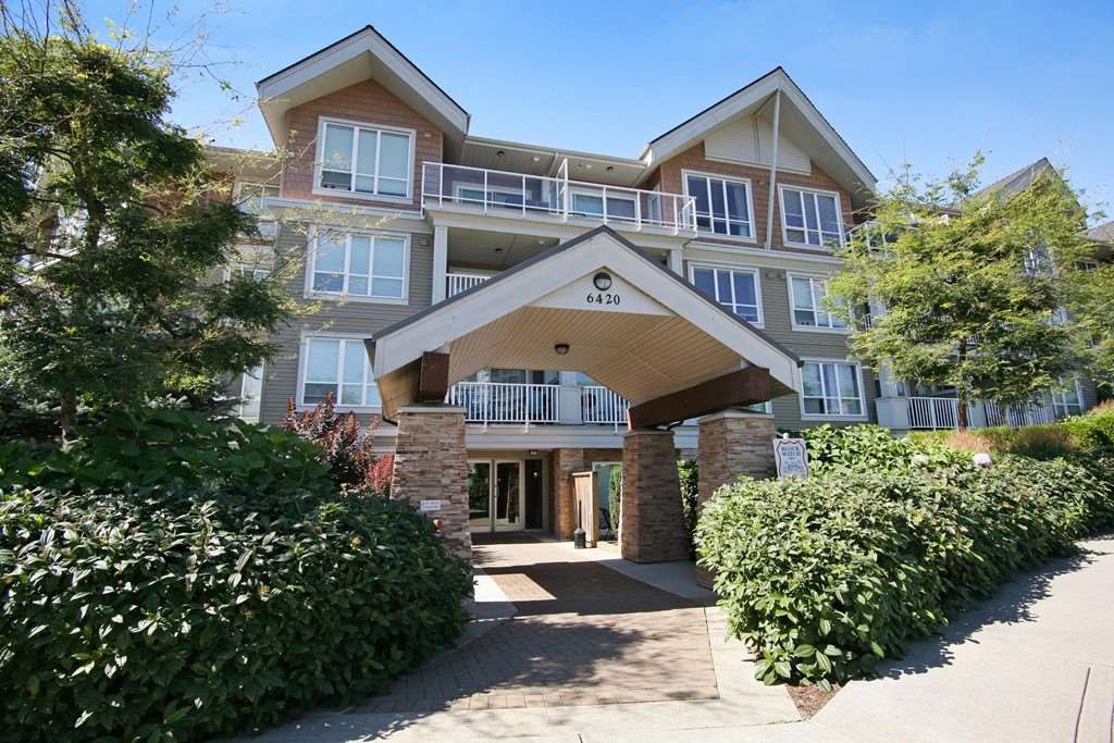 Main Photo: 308 6420 194 STREET in Surrey: Clayton Condo for sale (Cloverdale)  : MLS®# R2201920