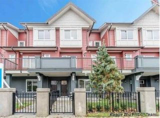 Main Photo: 4 8560 JONES Road in Richmond: Brighouse South Townhouse for sale : MLS® # R2224974