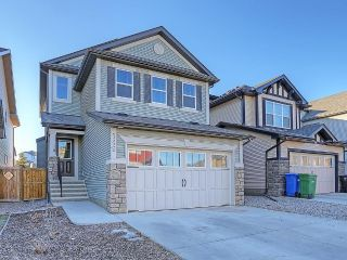 Main Photo: 142 SAGE BANK Grove NW in Calgary: Sage Hill House for sale : MLS® # C4149523