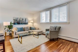 Main Photo: 101 927 2 Avenue NW in Calgary: Sunnyside Condo for sale : MLS® # C4167322