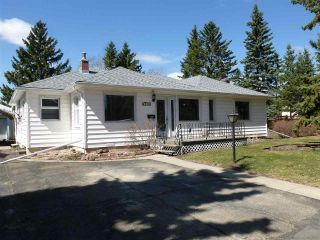 Main Photo: 4320 52 Street: Wetaskiwin House for sale : MLS®# E4105831