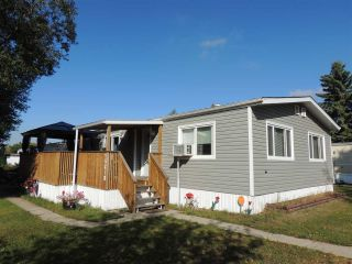 Main Photo: 15 Rim Road in Edmonton: Zone 42 Mobile for sale : MLS®# E4106618