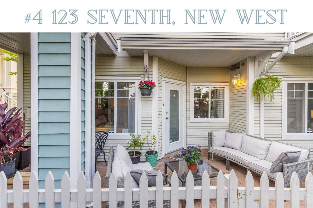 FEATURED LISTING: 4 - 123 SEVENTH Street New Westminster