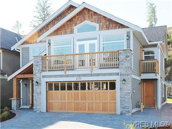 Main Photo: 1171 Natures Gate in VICTORIA: La Bear Mountain Single Family Detached for sale (Langford)  : MLS® # 301652