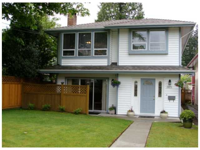 Main Photo: 7275 1ST ST in Burnaby: Burnaby Lake House for sale (Burnaby South)  : MLS(r) # V953427