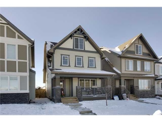 Main Photo: 100 COPPERPOND Rise SE in Calgary: Copperfield Residential Detached Single Family for sale : MLS(r) # C3643669