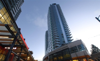 "Main Photo: 1503 488 SW MARINE Drive in Vancouver: Marpole Condo for sale in ""MARINE GATEWAY - NORTH TOWER"" (Vancouver West)  : MLS® # R2019835"