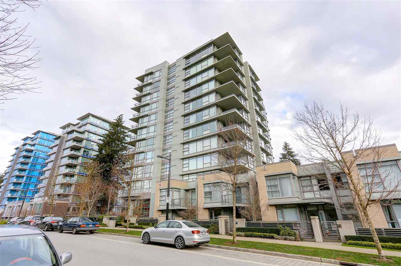 "Main Photo: 301 9188 UNIVERSITY Crescent in Burnaby: Simon Fraser Univer. Condo for sale in ""Altaire"" (Burnaby North)  : MLS®# R2078989"