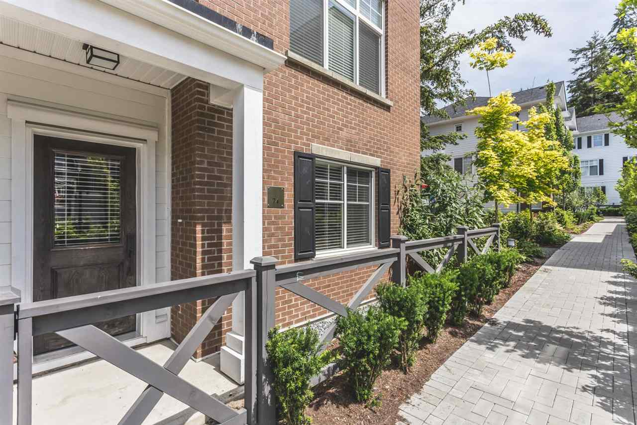 "Main Photo: 74 16458 23A Avenue in Surrey: Grandview Surrey Townhouse for sale in ""ESSENCE at the HAMPTONS"" (South Surrey White Rock)  : MLS®# R2088665"