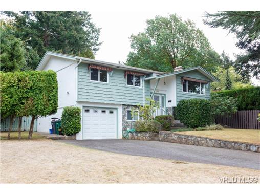 Photo 2: 1596 Longacre Drive in VICTORIA: SE Gordon Head Single Family Detached for sale (Saanich East)  : MLS® # 369876