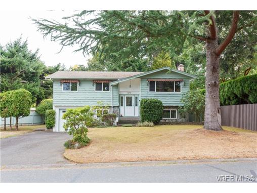Main Photo: 1596 Longacre Drive in VICTORIA: SE Gordon Head Single Family Detached for sale (Saanich East)  : MLS® # 369876