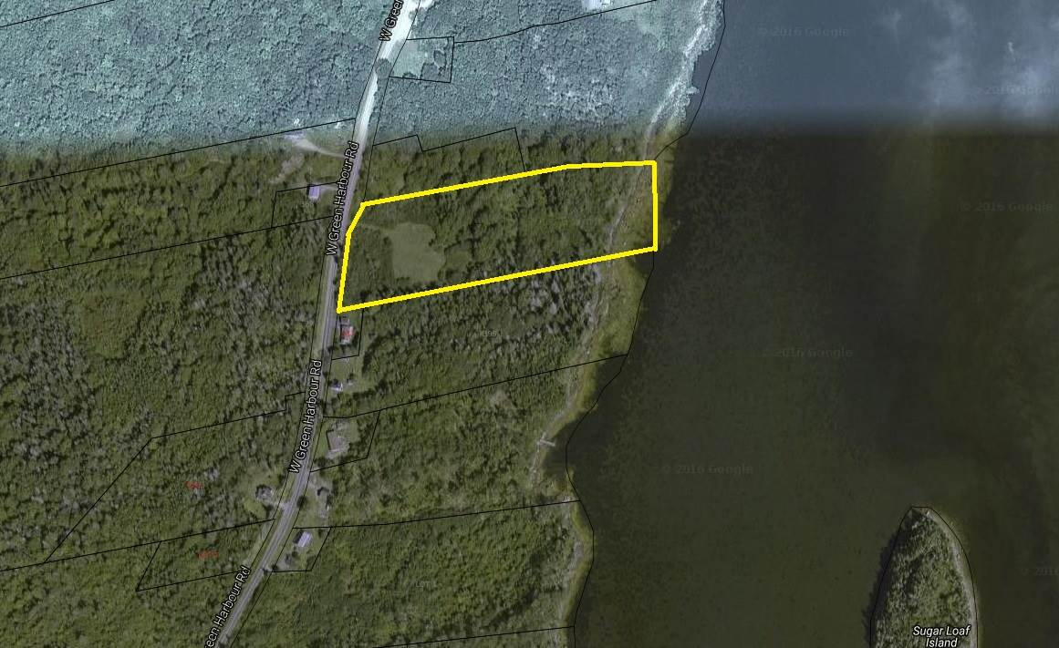 Photo 2: Photos: Lot WEST GREEN HARBOUR Road in West Green Harbour: 407-Shelburne County Vacant Land for sale (South Shore)  : MLS® # 201621642