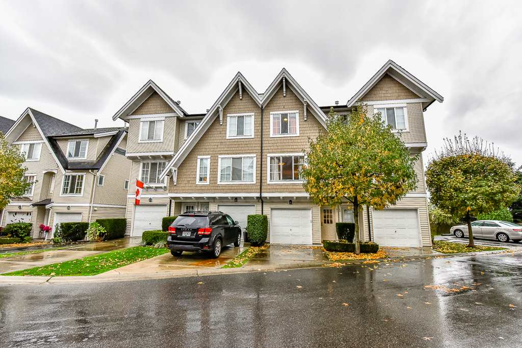Main Photo: 61 20540 66 Avenue in Langley: Willoughby Heights Townhouse for sale : MLS®# R2118461