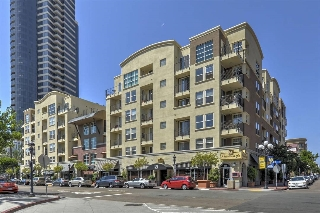 Main Photo: DOWNTOWN Condo for sale : 2 bedrooms : 350 K Street #510 in San Diego