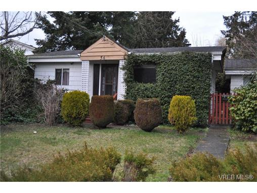 Main Photo: 56 Midwood Road in VICTORIA: VR View Royal Single Family Detached for sale (View Royal)  : MLS® # 374700