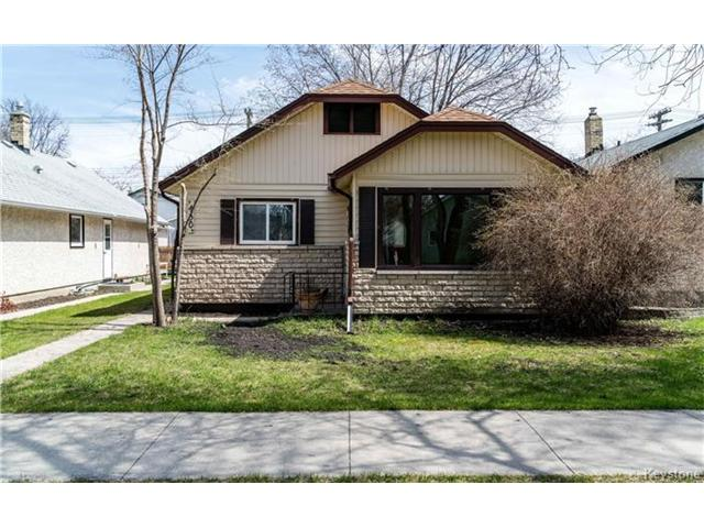 Main Photo: 450 De La Morenie Street in Winnipeg: St Boniface Residential for sale (2A)  : MLS®# 1710400