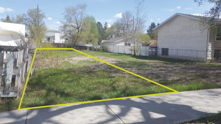Main Photo: 9535 155 Street in Edmonton: Zone 22 Vacant Lot for sale : MLS(r) # E4066278