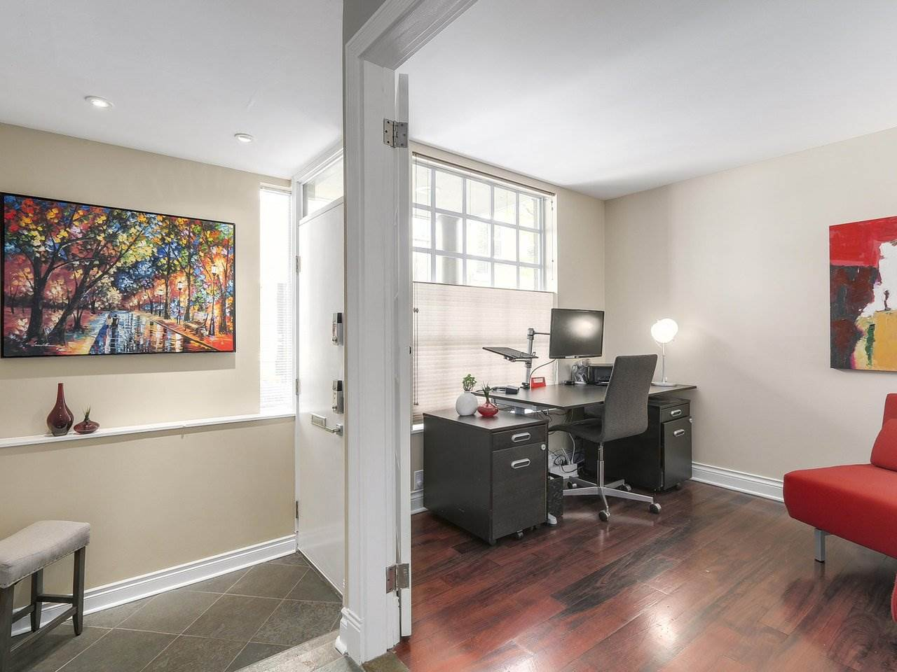 "Photo 2: 828 W 7TH Avenue in Vancouver: Fairview VW Townhouse for sale in ""Casa del Arroyo"" (Vancouver West)  : MLS(r) # R2171193"