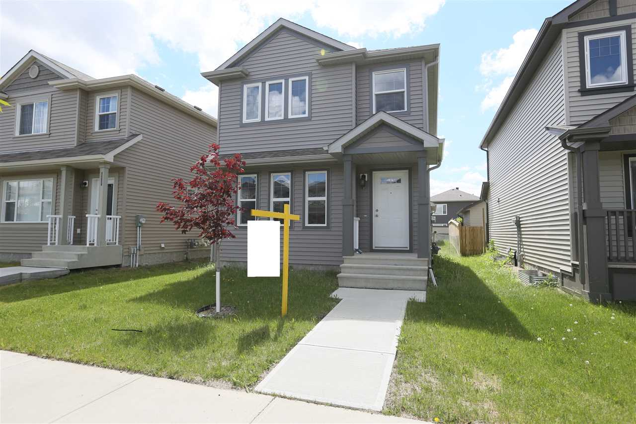 Main Photo: 17803 6 Avenue in Edmonton: Zone 56 House for sale : MLS(r) # E4069906