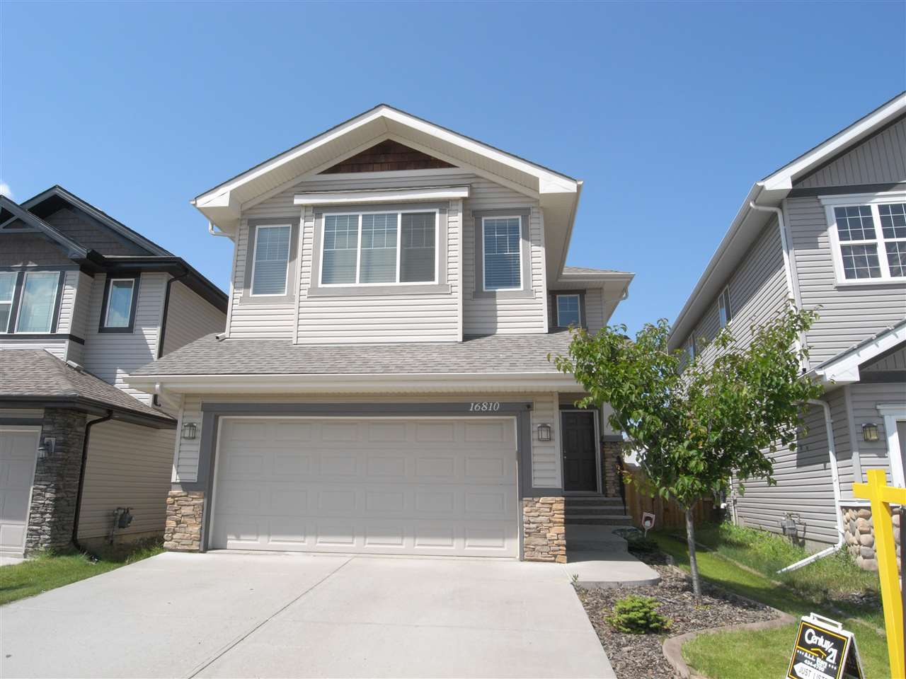Main Photo: 16810 58A Street in Edmonton: Zone 03 House for sale : MLS® # E4072167