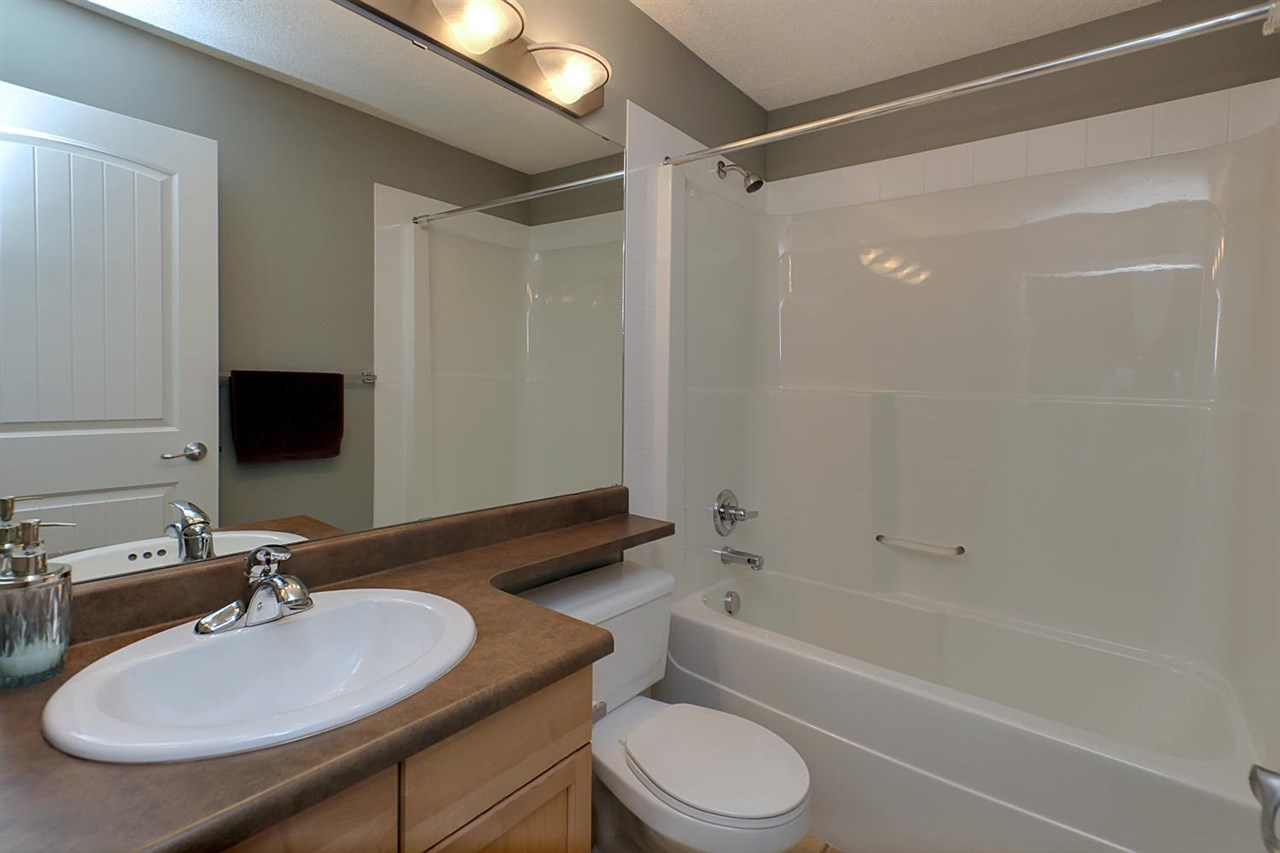 Main bath is adjacent to the 2nd Bedroom.
