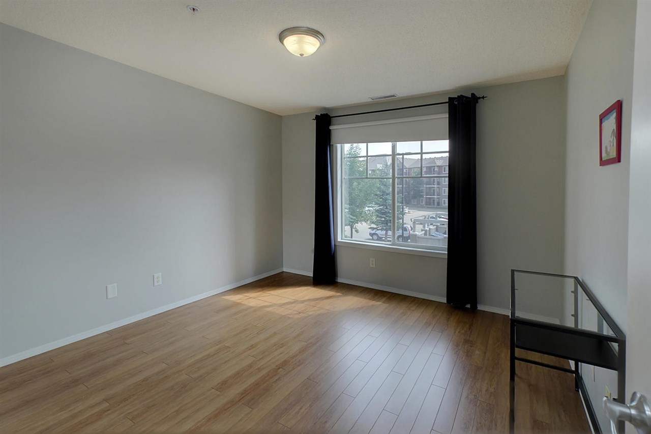 The large second bedroom is at the opposite end of the Condo from the master bedroom.