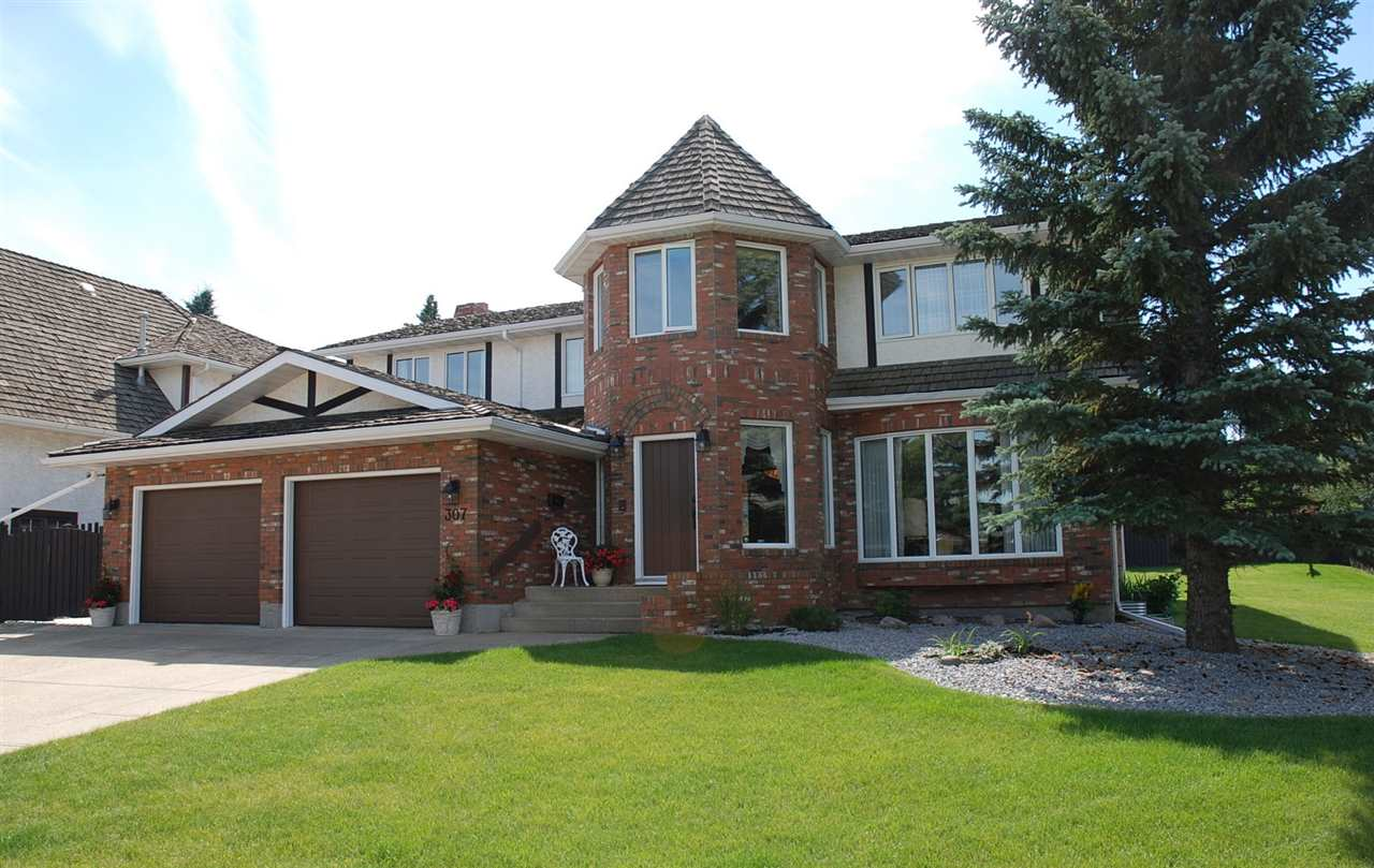 Main Photo: 307 ROUTLEDGE Road in Edmonton: Zone 14 House for sale : MLS® # E4076840